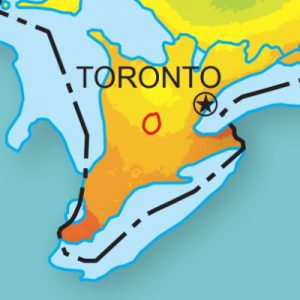 cold hardiness zones for arthur and area