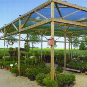 tree and shrub shelters at arthur greenhouses